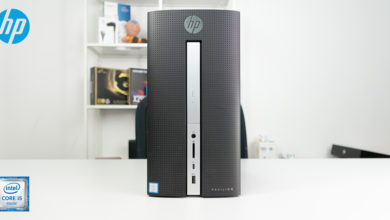 Photo of HP Pavilion 570-p559ng Office-PC mit Intel Optane