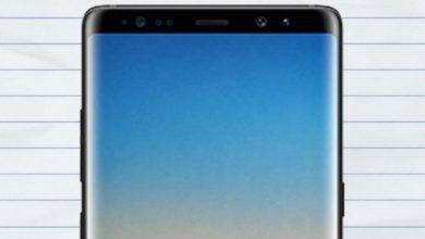 Photo of Samsung Galaxy Note 8 hat das beste Smartphone-Display der Welt