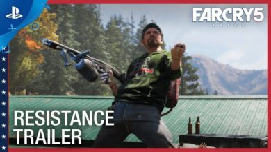 Photo of Far Cry 5 – The Resistance Trailer