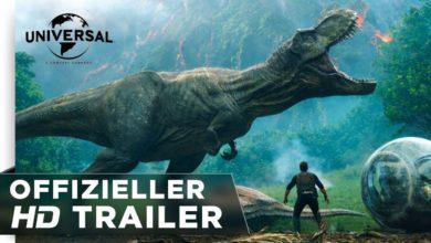 Photo of Jurassic World: Das gefallene Königreich – Trailer