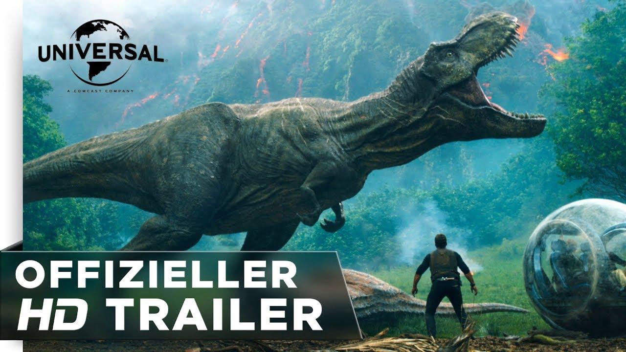 Jurassic Park Das Gefallene Königreich