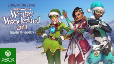Photo of Overwatch – Winter Wonderland 2017 gestartet