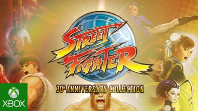 Photo of Street Fighter 30th Anniversary Collection – Trailer