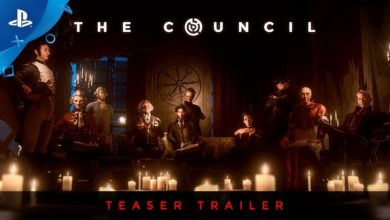 Photo of The Council – Teaser Trailer