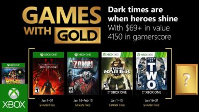 Photo of Games with Gold für Januar 2018 bekanntgegeben