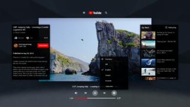 Photo of Google bringt Youtube VR für SteamVR und HTC Vive
