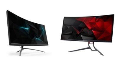 Photo of Acer präsentiert Gaming-Monitore Predator X34P und Predator X35