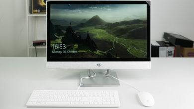 Photo of HP Pavilion All-in-One PC 24 – Schicker Allrounder fürs Wohnzimmer mit Intel Optane