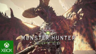 Photo of Monster Hunter: World – Launch Trailer