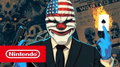 Photo of PAYDAY 2 – Trailer (Nintendo Switch)