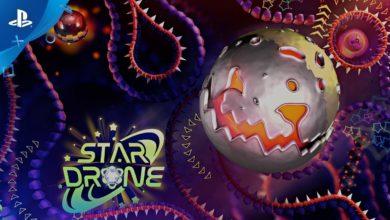 Photo of StarDrone VR – Launch Trailer