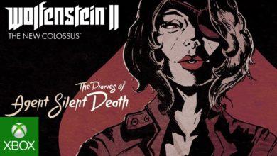 Photo of The Diaries of Agent Silent Death – Neuer DLC für Wolfenstein II