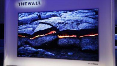 Photo of The Wall: Samsung enthüllt gigantischen Fernseher auf der CES 2018