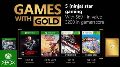 Photo of Games with Gold im Februar 2018