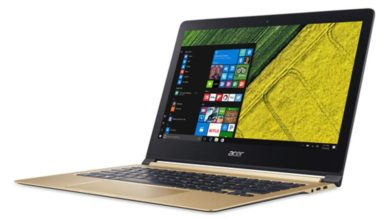 Photo of Acer Swift 7 (2018) auf der CES 2018 vorgestellt