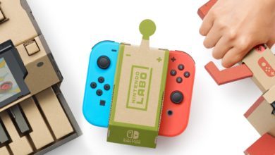 Photo of Nintendo Labo: Neue Cardware für die Switch