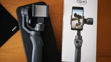 Bild von DJI Osmo Mobile 2 – Unboxing und erster Eindruck