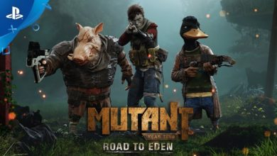 Photo of Mutant Year Zero: Road to Eden angekündigt