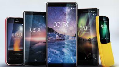 Photo of Nokia zeigt 5 neue Geräte auf dem MWC 2018