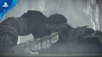Photo of SHADOW OF THE COLOSSUS – Launch Trailer