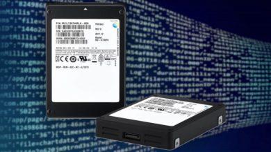 Photo of 30,72 Terabyte SSD – Samsung PM1643 ist die Größte