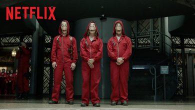 Photo of Haus des Geldes – Trailer zum zweiten Teil der ersten Staffel