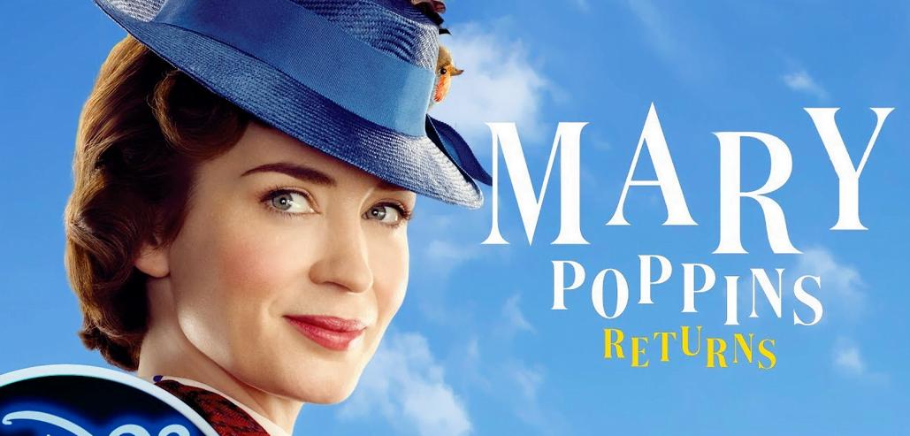 Mary Poppins Kehrt Zurück