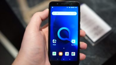 Photo of Alcatel 1X: Günstiges Einsteiger-Smartphone mit Android Go