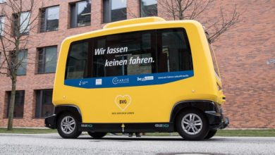 Photo of Autonomes Fahren – Fahrerlose Klein-Busse in Berlin