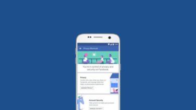Photo of Facebook gestaltet die Privatsphäreeinstellungen übersichtlicher