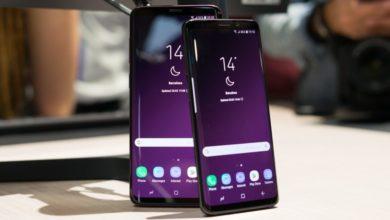 Photo of Samsung Galaxy S9 im Teardown