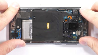 Photo of Modding: Samsung Galaxy S9 mit transparenter Rückseite