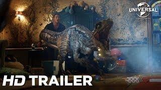 Photo of Jurassic World: Das Gefallene Königreich Trailer #3 deutsch/german HD