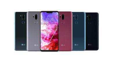 Photo of LG G7 ThinQ wird am 2. Mai vorgestellt