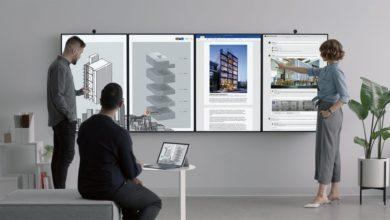 """Bild von Microsoft Surface Hub 2: Neuauflage des Monster-""""Tablet"""""""