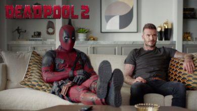 Bild von Deadpool 2 – With Apologies to David Beckham