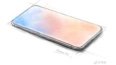 Photo of Lenovo plant randloses Smartphone ohne Notch