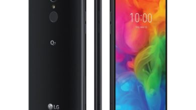 Bild von LG stellt das LG Q7 vor