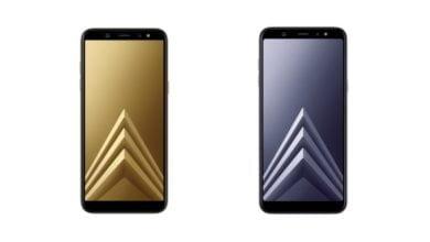 Photo of Samsung Galaxy A6 /A6+ vorgestellt
