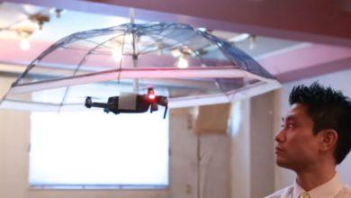 Photo of Diese Drohne schützt euch vor freifallendem Dihydrogenmonoxid!