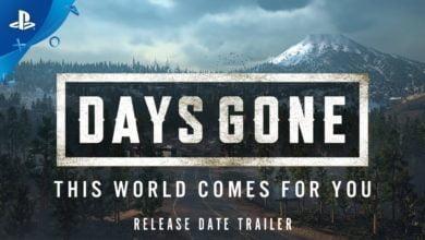 Photo of Days Gone – Release-Trailer des neuen PS4-Exklusivspiels
