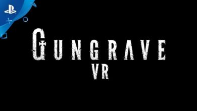 Photo of Gungrave – VR-Shooter erscheint im Herbst 2018