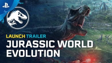 Bild von Jurassic World Evolution – Sim Dino?