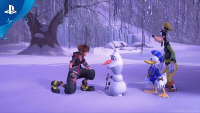 Photo of Kingdom Hearts III – Die Eisprinzessin (Frozen)