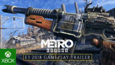 Photo of Metro Exodus E3 2018 – Gameplay Trailer