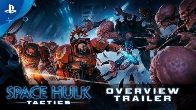 Photo of Space Hulk: Tactics – Neuer Trailer und ein paar weitere Infos