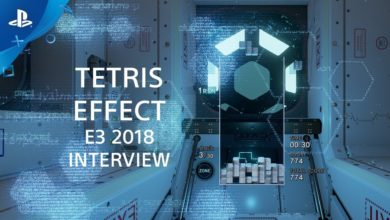 Photo of Interview mit den Machern von Tetris Effect inkl. Ingame Footage
