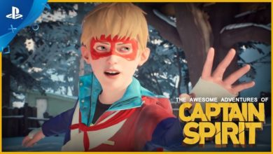 Photo of The Awesome Adventures of Captain Spirit – Launch Trailer