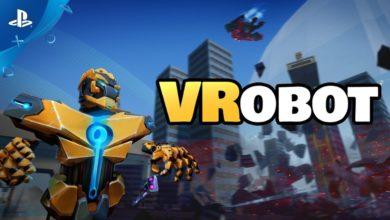 Photo of VRobot – Robot Smash !