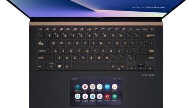 Photo of Asus ZenBook Pro mit Display-Touchpad vorgestellt